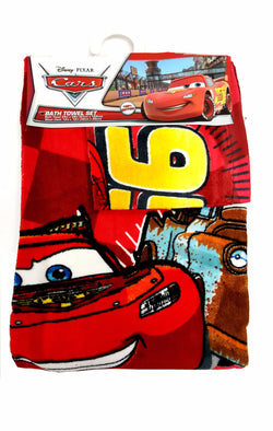 Disney Pixar Cars Bath Towel Set buymi