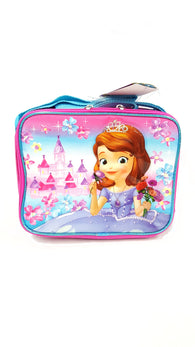 Disney Sofia the First Soft Lunch Bag Box Strap buymi