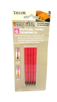 Disposable Baking Thermometers Taylor buymi