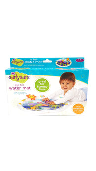 Earlyears Fill N Fun Water Play Mat Encourage Tummy Time with 6 Fun Floating buymi