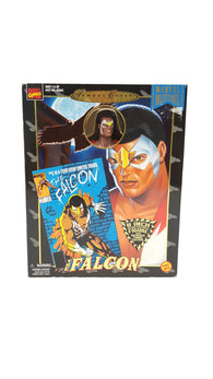 "Marvel Milestones Famous Cover Series THE FALCON 8"" Action Figure buymi"
