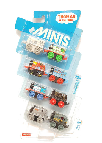 Fisher-Price Thomas & Friends MINIS Trains, 8 Pack #1 buymi