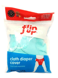 Flip Snap Cloth Diaper Cover One Size 8-35 lbs Mirror buymi