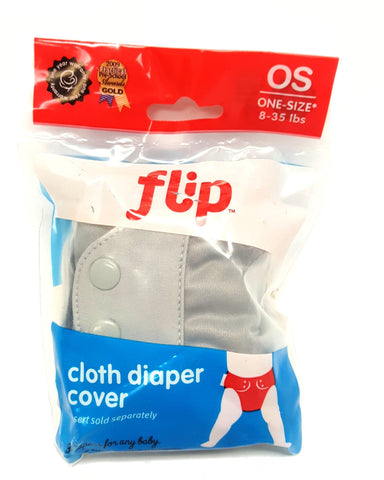 Flip Snap Cloth Diaper Cover One Size 8-35 lbs Armadillo buymi