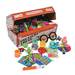 Treasure Chest Toy Assortment 50 Pieces Fun Express Deluxe buymi