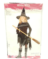 Girls Witch Halloween Child Costume Fun World buymi