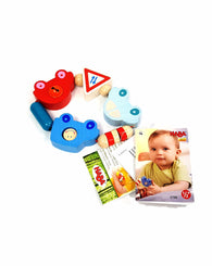HABA Toot-Toot Clutching Toy Made in Germany buymi