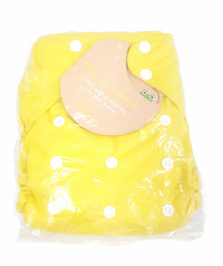 Hero 2.0 Pocket Cloth Diaper with Performance Bamboo Insert Sun Singer buymi