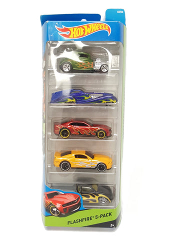 Hot Wheels WORKSHOP Flashfire 5 Pack buymi