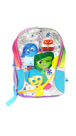 Inside Out Sparkle Backpack 15 inches buymi