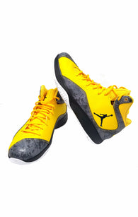 Jordan 2011 A Flight Varsity Maize Anthracite White buymi