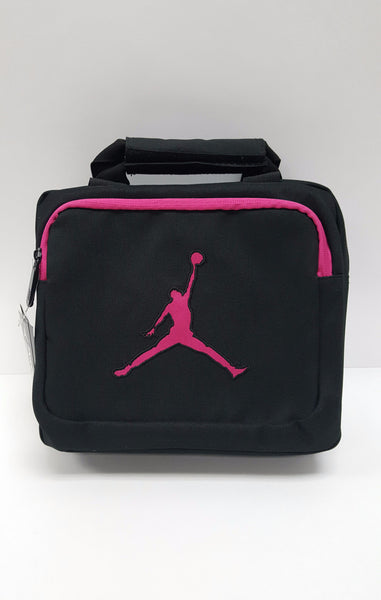 Jordan Lunch Tote Hot Pink Insulated Hot Pink buymi