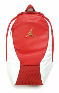 Jordan Retro 12 Book Bag Gym Red White 9A1773-R78 buymi