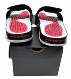 Jordan hydro VIII Retro Black Red Stealth buymi