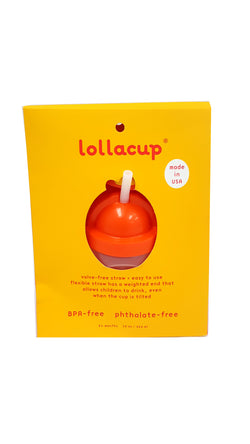Lollacup by Lollaland Straw Sippy Cup buymi