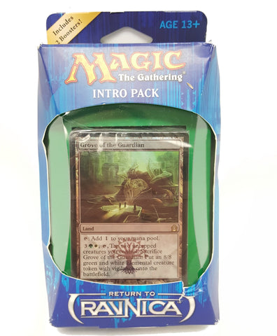 Magic the Return to Ravnica Intro Pack Grove of Guardian buymi