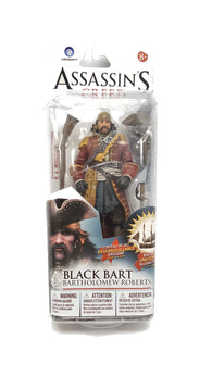 McFarlane Toys Assassin's Creed IV Black Bart Action Figure buymi