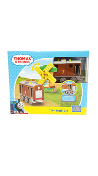 Mega Bloks Toby Thomas and Friends Buildable Engine buymi