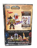 Mega Bloks World of Warcraft Ragerock (Horde Orc Warrior) buymi back