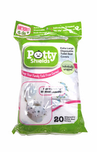 Microbes Potty Shield Toilet Cover buymi