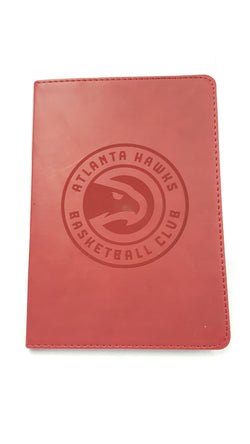 "National Design NBA Atlanta Hawks Executive Journal Notebook 5 1/2"" x 8"" buymi"