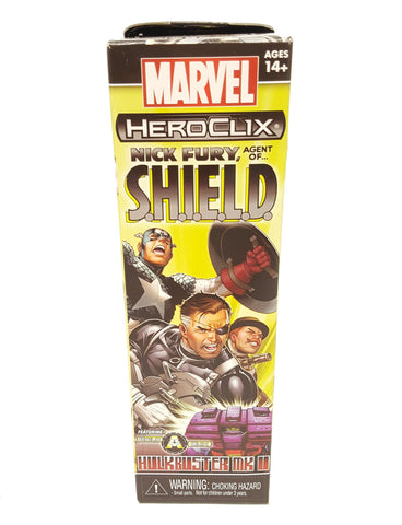 Marvel HeroClix Nick Fury - Agent of Shield Booster Pack buymi