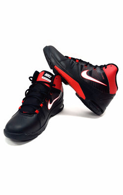 Nike Air Flight Jab Step Black White Red 52574200 buymi