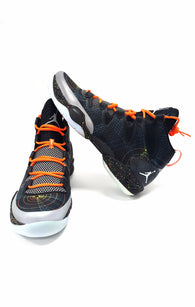 Nike Air Jordan XX8 SE Christmas Black Silver Orange buymi
