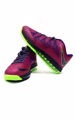 Nike Air Max Lebron James X Low Raspberry Purple buymi