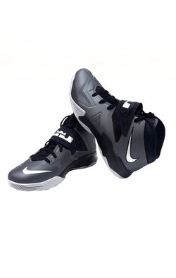 Nike Lebron James Zoom Soldier VII Grey Black buymi