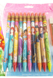 PaperMate Disney Princess Mechanical Pencils 10 pack buymi close up