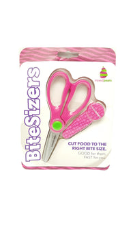 Portable Food Scissors with Cover BiteSizers buymi
