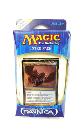 Return to Ravnica Intro Pack Azorius Advance Magic the Gathering MTG buymi
