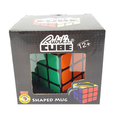 Rubiks Cube Ceramic Coffee Mug Large Novelty Mugs