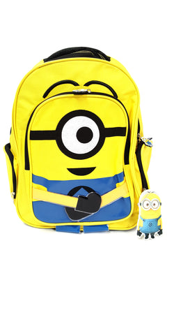 Rulercosplay Despicable Me 2 Backpack Children School Bag buymi
