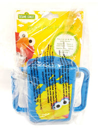 Sesame Street Juice Box Holder Big Bird Blue buymi