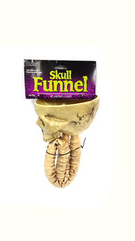 Skull Beer Funnel Halloween Party buymi