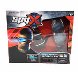 SpyX Night Mission Goggles Polyester Comfortable Headset buymi