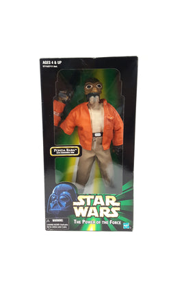 "Star Wars Power of the Force 12"" Ponda Baba Figure with Removable Arm buymi"