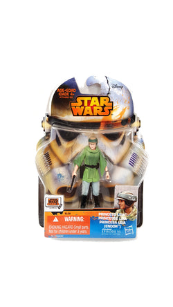 Star Wars: Saga Legends - Princess Leia Endor Action Figure buymi