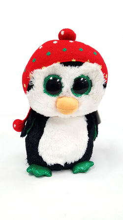 "TY Beanie Boos Freeze the 9"" Holiday Penguin buymi"