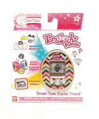 Tamagotchi Dream Town Digital Friends - Zig Zag Gem - Authentic buymi
