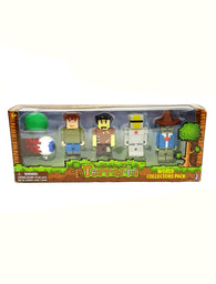 "Terraria World Collector's 3"" Action Figure 6-Pack buymi"
