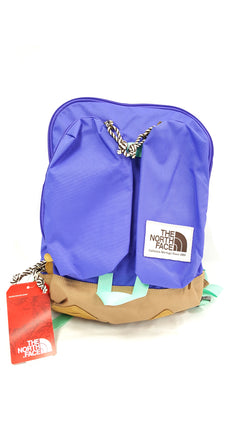 The North Face Youth Mini Crevasse Backpack Starry Purple Green buymi
