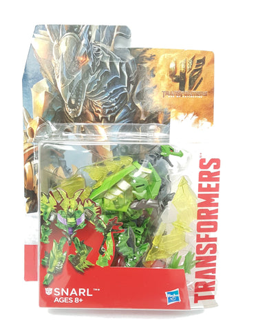 Transformers Age of Extinction Generations Deluxe Class Snarl Figure buymi