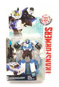 Transformers Robots in Disguise Warrior Class Strongarm Figure buymi
