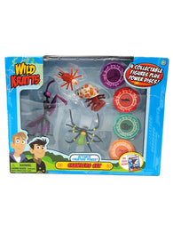 Wild Kratts Toys 4 Pack Action Figure Set Activate Creature Power Crawlers buymi