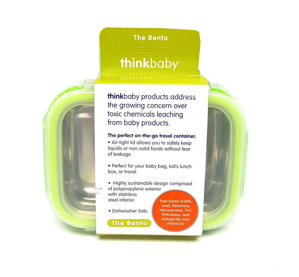 thinkbaby Bento Box Light Green buymi