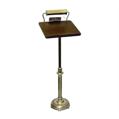 Premium Single Post Register Stand