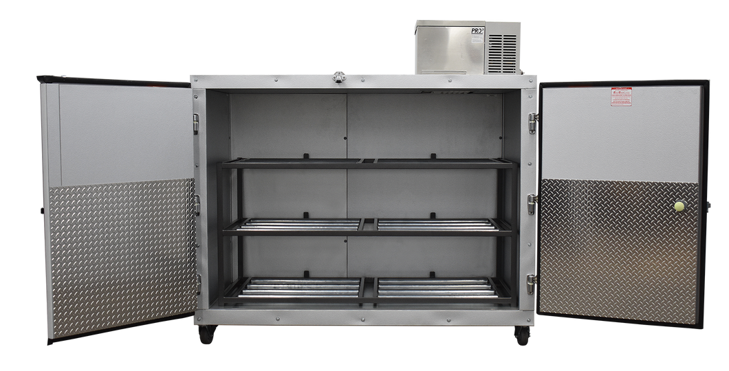 Image Of 3 Body Side Loading Cooler From American Mortuary Coolers